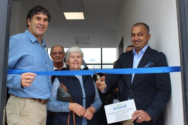 In2food Paarl Officially Opens New Building
