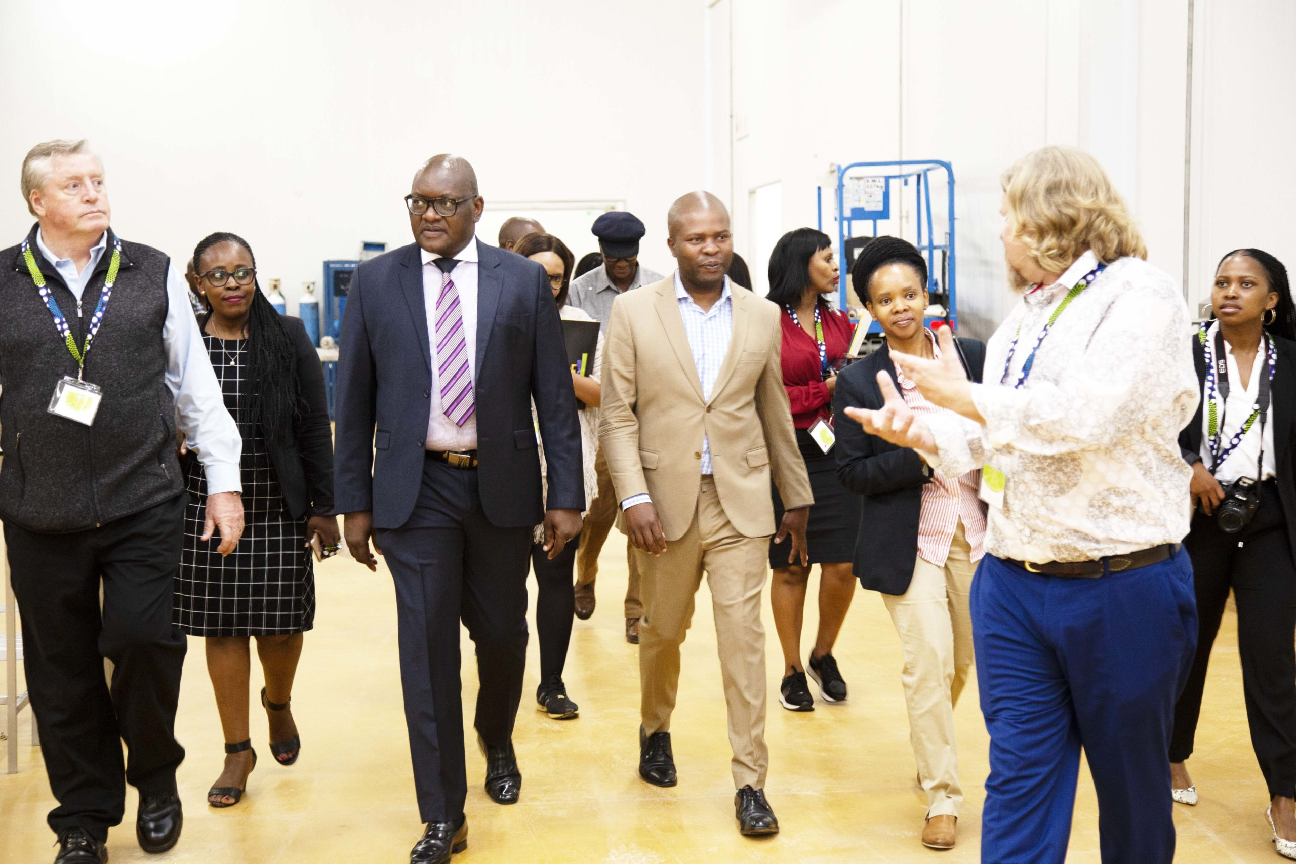 In2food Officially Opens Its World Class Production Facility in Banaero Park