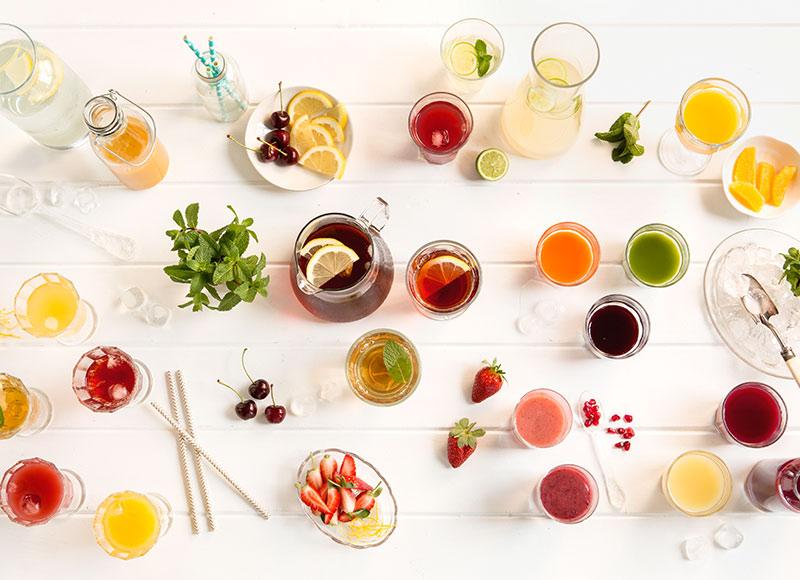 Juices & Drinks